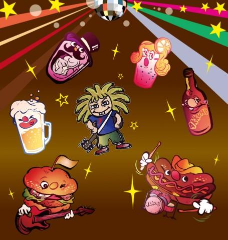 懐かしアニメソング大合唱会!